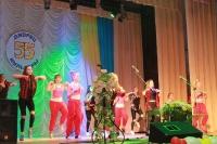 Празднование 55-ти летия Слобожанского Дворца культуры.154