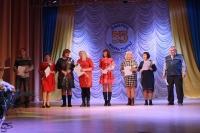 Празднование 55-ти летия Слобожанского Дворца культуры.1