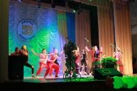 Празднование 55-ти летия Слобожанского Дворца культуры.26