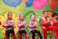 Празднование 55-ти летия Слобожанского Дворца культуры.2