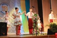 Празднование 55-ти летия Слобожанского Дворца культуры.30