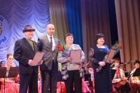 Празднование 55-ти летия Слобожанского Дворца культуры.50