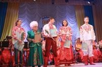 Празднование 55-ти летия Слобожанского Дворца культуры.57