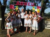 Святкування 89-ти річчя селища Донець.13