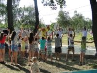 Святкування 89-ти річчя селища Донець.1