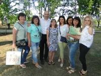 Святкування 89-ти річчя селища Донець.33