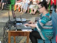 Святкування 89-ти річчя селища Донець.4