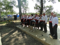 Святкування 89-ої річниці селища Донець