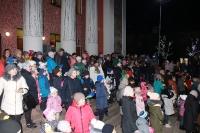 Відкриття Новорічної ялинки 2017 в селищі Слобожанське.186