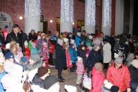 Відкриття Новорічної ялинки 2017 в селищі Слобожанське.188