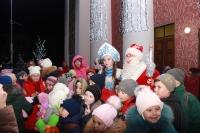 Відкриття Новорічної ялинки 2017 в селищі Слобожанське.203