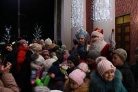 Відкриття Новорічної ялинки 2017 в селищі Слобожанське.204