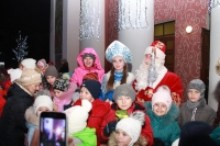 Відкриття Новорічної ялинки 2017 в селищі Слобожанське.205