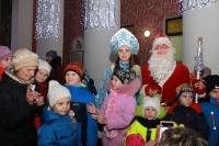 Відкриття Новорічної ялинки 2017 в селищі Слобожанське.208