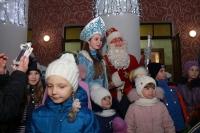 Відкриття Новорічної ялинки 2017 в селищі Слобожанське.209