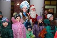 Відкриття Новорічної ялинки 2017 в селищі Слобожанське.210