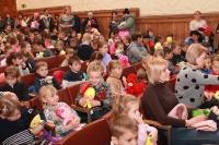 Відкриття Новорічної ялинки 2017 в селищі Слобожанське.34