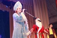 Відкриття Новорічної ялинки 2017 в селищі Слобожанське.41
